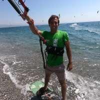kite surf calabria