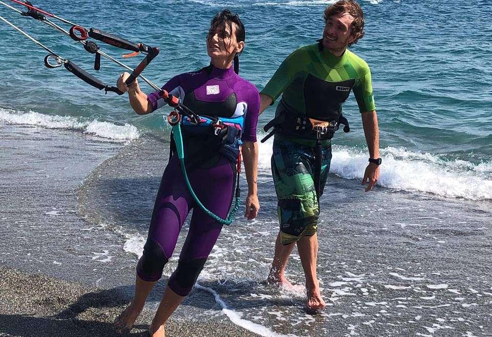 Perché imparare a fare kitesurf a Gizzeria Lido?