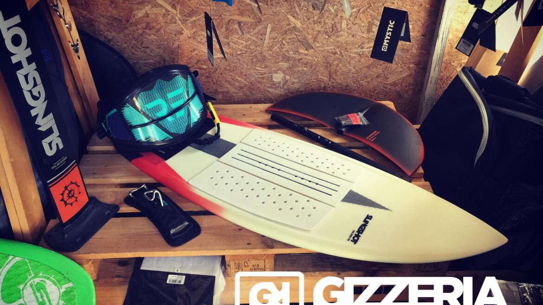 surf shop .