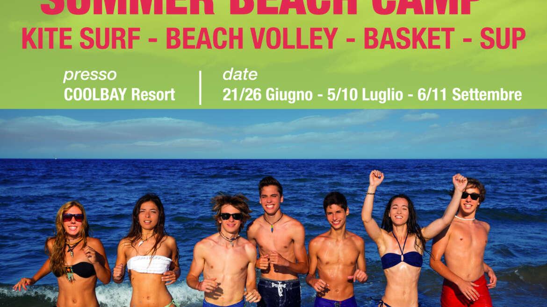 SUMMER BEACH CAMP